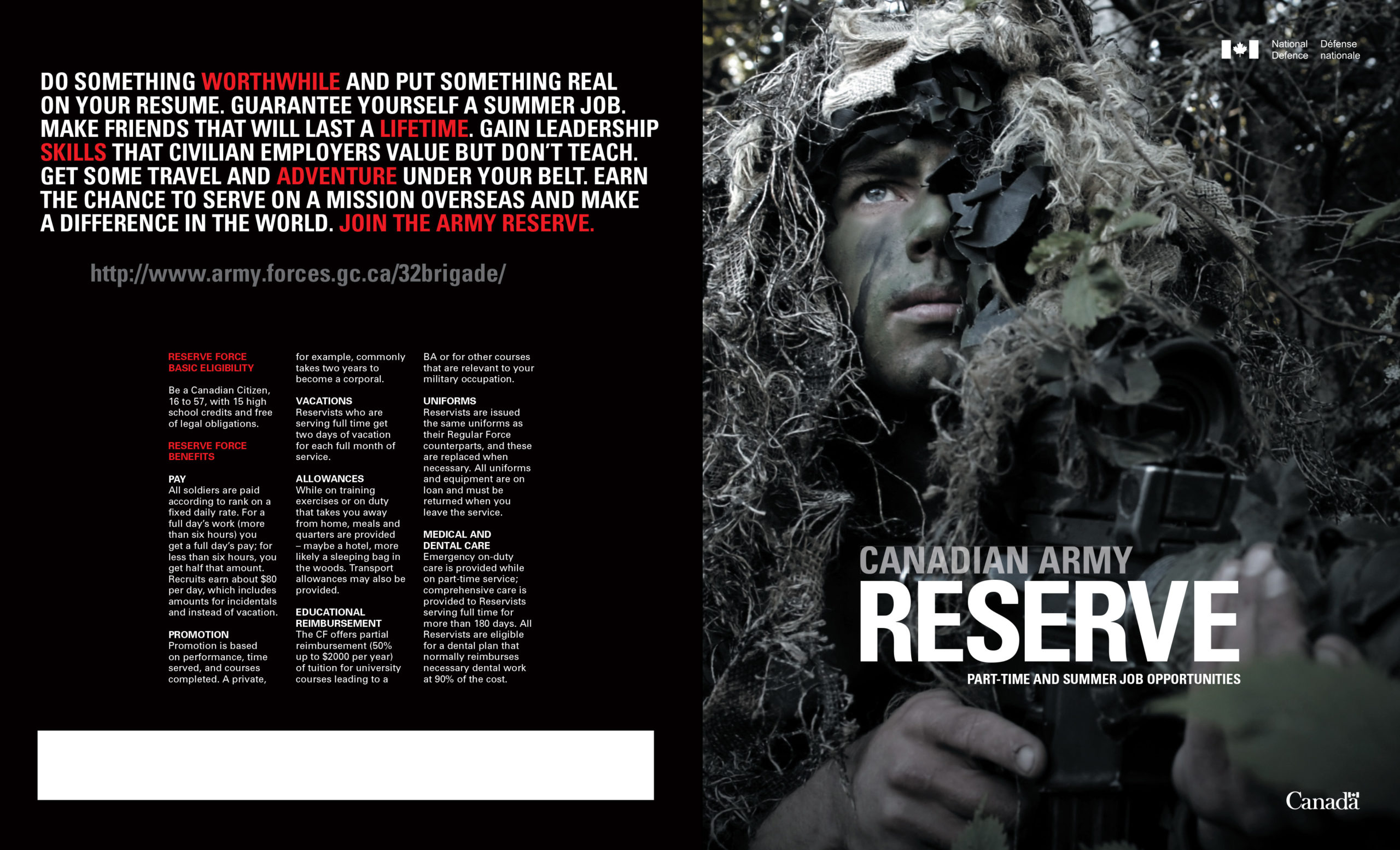 Canadian Army Reserve